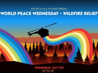 World Peace Wednesday – Wildfire Relief